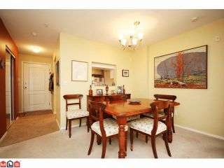 """Photo 4: 215 5765 GLOVER Road in Langley: Langley City Condo for sale in """"COLLEGE COURT"""" : MLS®# F1013966"""