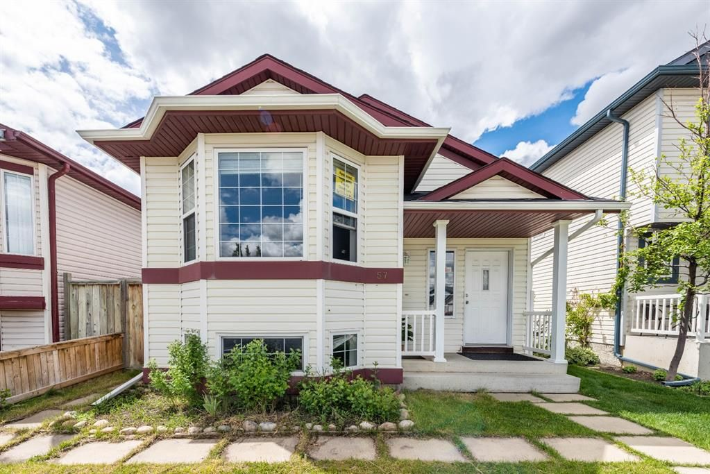 Main Photo: 57 MARTINVALLEY Place in Calgary: Martindale Detached for sale : MLS®# A1117247