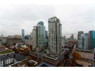"""Photo 5: # 2001 928 RICHARDS ST in Vancouver: Downtown VW Condo for sale in """"THE SAVOY"""" (Vancouver West)  : MLS®# V860098"""
