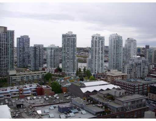 Main Photo: 1905 1001 HOMER STREET in : Yaletown Condo for sale : MLS®# V764814