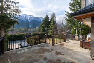 "Photo 35: 41833 GOVERNMENT Road in Squamish: Brackendale House for sale in ""BRACKENDALE"" : MLS®# R2545412"