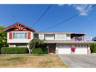 Photo 2: 1848 Mt. Newton Cross Rd in SAANICHTON: CS Saanichton House for sale (Central Saanich)  : MLS®# 679943