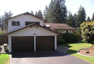 Photo 1: 2376 TOLMIE Avenue in Coquitlam: Central Coquitlam House for sale : MLS®# V789267