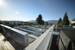 """Photo 10: 2 1411 E 1ST Avenue in Vancouver: Grandview VE Townhouse for sale in """"GRANDVIEW CASCADES"""" (Vancouver East)  : MLS®# R2168722"""