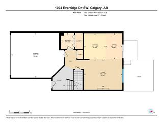 Photo 30: 1004 Everridge Drive SW in Calgary: Evergreen Detached for sale : MLS®# A1149447
