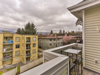 "Photo 19: 402 1723 FRANCES Street in Vancouver: Hastings Condo for sale in ""SHALIMAR GARDENS"" (Vancouver East)  : MLS®# R2043498"