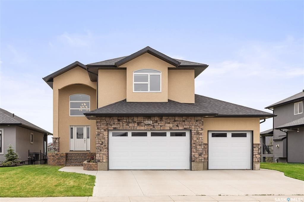 Main Photo: 621 Evergreen Terrace in Warman: Residential for sale : MLS®# SK864513