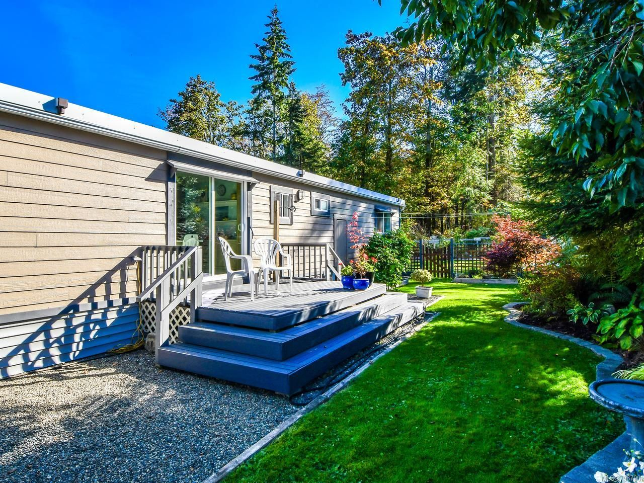Main Photo: 189 HENRY ROAD in CAMPBELL RIVER: CR Campbell River South Manufactured Home for sale (Campbell River)  : MLS®# 798790