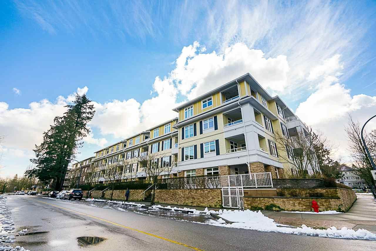 "Main Photo: 301 2368 MARPOLE Avenue in Port Coquitlam: Central Pt Coquitlam Condo for sale in ""River Rock Landing"" : MLS®# R2347972"