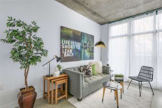 """Photo 3: 209 22 E CORDOVA Street in Vancouver: Downtown VE Condo for sale in """"Van Horne"""" (Vancouver East)  : MLS®# R2252419"""