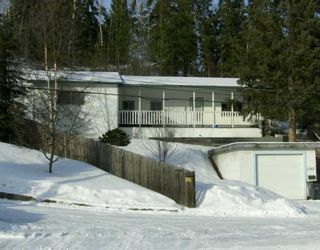 Photo 1: 3767 ALDERWOOD Court in Prince George: Mount Alder Manufactured Home for sale (PG City North (Zone 73))  : MLS®# N169704