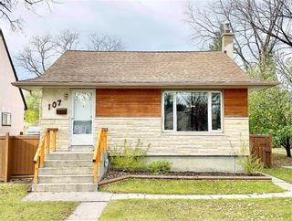 Main Photo: 107 Youville Street in Winnipeg: Norwood Residential for sale (2B)  : MLS®# 202125852