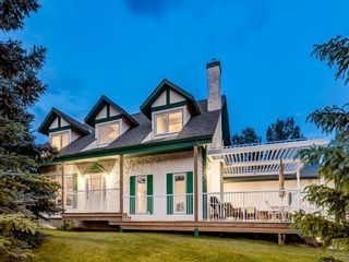 Photo 1: 242118 WHITE POST Lane W: Rural Foothills County Detached for sale : MLS®# C4303238