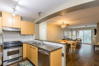 "Photo 3: 305 9339 UNIVERSITY Crescent in Burnaby: Simon Fraser Univer. Condo for sale in ""HARMONTY AT THE HIGHLANDS"" (Burnaby North)  : MLS®# R2450869"