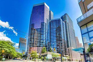 Photo 1: 916 1001 Bay Street in Toronto: Bay Street Corridor Condo for lease (Toronto C01)  : MLS®# C5342276