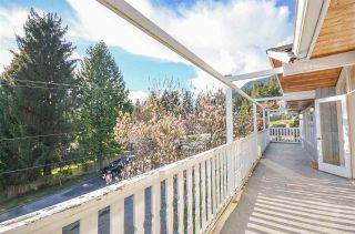Photo 14: 5050 RANGER AVENUE in North Vancouver: Canyon Heights NV House for sale : MLS®# R2157779