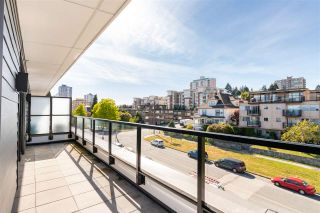 """Photo 19: 508 218 CARNARVON Street in New Westminster: Downtown NW Condo for sale in """"Irving Living"""" : MLS®# R2475825"""