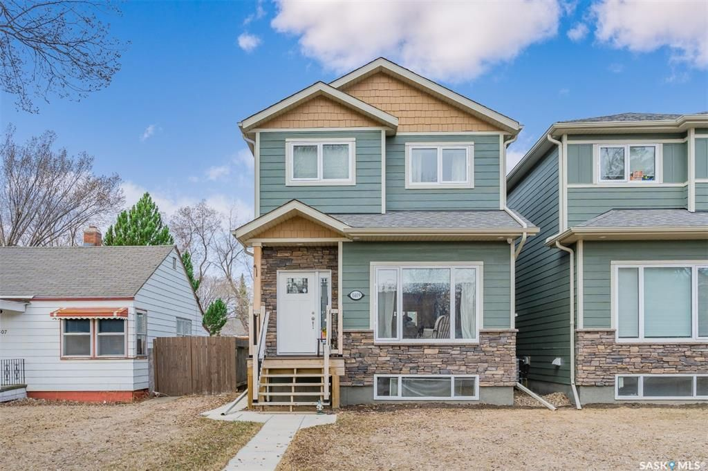 Main Photo: 1409 2nd Avenue North in Saskatoon: Kelsey/Woodlawn Residential for sale : MLS®# SK854591