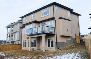 Photo 1: 723 ALBANY PL NW: Edmonton House for sale : MLS®# E4088726