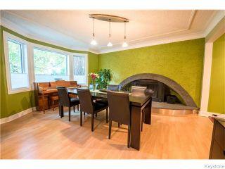 Photo 6: 355 Kingston Crescent in WINNIPEG: St Vital Residential for sale (South East Winnipeg)  : MLS®# 1529847