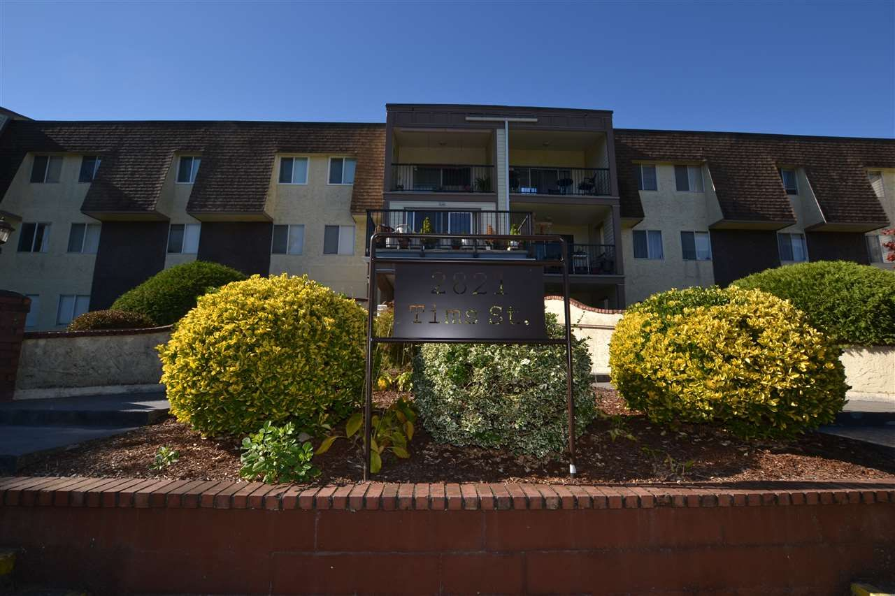 "Main Photo: 348 2821 TIMS Street in Abbotsford: Abbotsford West Condo for sale in ""~Parkview Estates~"" : MLS®# R2162804"