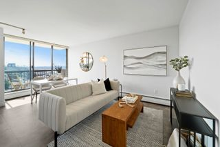 """Photo 6: 907 145 ST. GEORGES Avenue in North Vancouver: Lower Lonsdale Condo for sale in """"Talisman Tower"""" : MLS®# R2609306"""