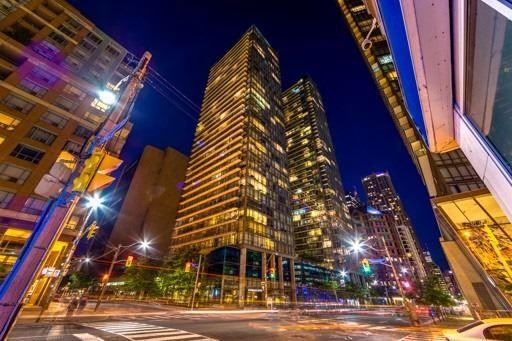 Main Photo: Ph3501 37 Grosvenor Street in Toronto: Bay Street Corridor Condo for lease (Toronto C01)  : MLS®# C4494590