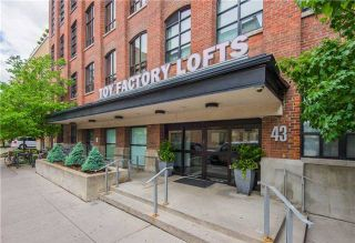 Photo 13: 43 Hanna Ave Unit #526 in Toronto: Niagara Condo for sale (Toronto C01)  : MLS®# C3543482