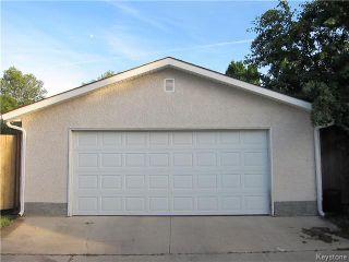 Photo 16: 327 Dowling Avenue East in Winnipeg: Transcona Residential for sale (North East Winnipeg)  : MLS®# 1618959