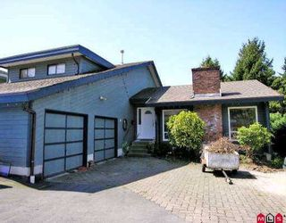 """Photo 1: 9821 116TH ST in Surrey: Royal Heights House for sale in """"ROYAL HEIGHTS"""" (North Surrey)  : MLS®# F2608085"""