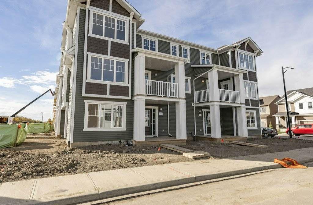 Main Photo: 20315 16 Avenue in Edmonton: Zone 57 Attached Home for sale : MLS®# E4220855