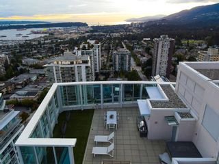 """Photo 36: 2402 125 E 14TH Street in North Vancouver: Central Lonsdale Condo for sale in """"Centreview"""" : MLS®# R2617870"""