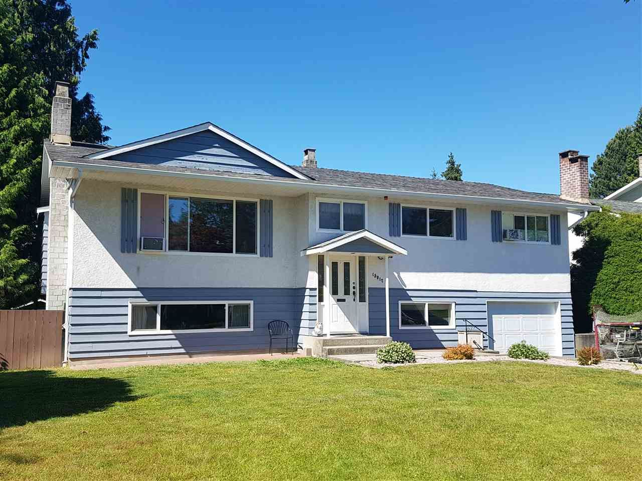 """Main Photo: 15017 PHEASANT Drive in Surrey: Bolivar Heights House for sale in """"birdland"""" (North Surrey)  : MLS®# R2275416"""