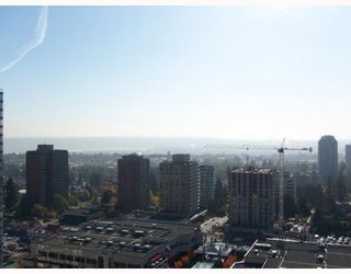 """Photo 3: 2307 7108 COLLIER Street in Burnaby: Highgate Condo for sale in """"ARCADIA WEST"""" (Burnaby South)  : MLS®# V750594"""