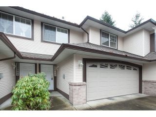 """Photo 1: 54 15959 82ND Avenue in Surrey: Fleetwood Tynehead Townhouse for sale in """"CHERRY TREE LANE"""" : MLS®# R2035228"""