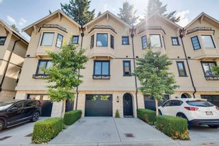 """Photo 2: 527 2580 LANGDON Street in Abbotsford: Abbotsford West Townhouse for sale in """"BROWNSTONES"""" : MLS®# R2607055"""