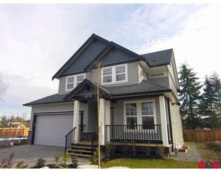 Photo 1: 8276 211TH Street in Langley: Willoughby Heights House for sale : MLS®# F2902170