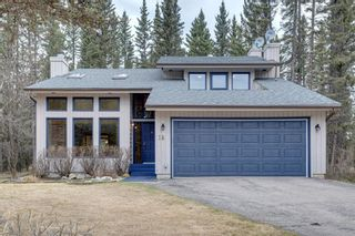Photo 1: 15 Wolf Drive: Bragg Creek Detached for sale : MLS®# A1105393