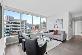 "Photo 13: 702 118 CARRIE CATES Court in Vancouver: Lower Lonsdale Condo for sale in ""Promenade at the Quay"" (North Vancouver)  : MLS®# R2561959"
