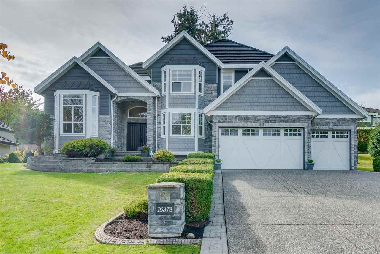 """Main Photo: 16372 113B Avenue in Surrey: Fraser Heights House for sale in """"FRASER RIDGE"""" (North Surrey)  : MLS®# R2314829"""