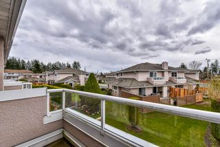"Photo 16: 126 15501 89A Avenue in Surrey: Fleetwood Tynehead Townhouse for sale in ""AVONDALE"" : MLS®# R2149139"