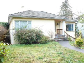 Photo 1: 1430 HAYWOOD Avenue in West Vancouver: Ambleside House for sale : MLS®# V921662