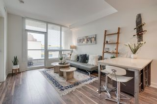 Photo 2: 546 222 RIVERFRONT Avenue SW in Calgary: Chinatown Apartment for sale : MLS®# A1061729
