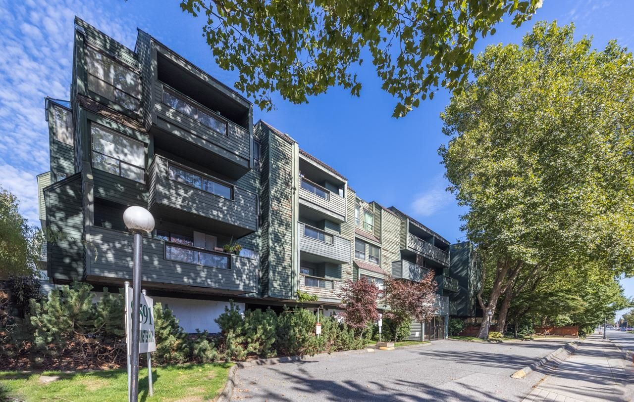 Main Photo: 117 8591 WESTMINSTER Highway in Richmond: Brighouse Condo for sale : MLS®# R2621378