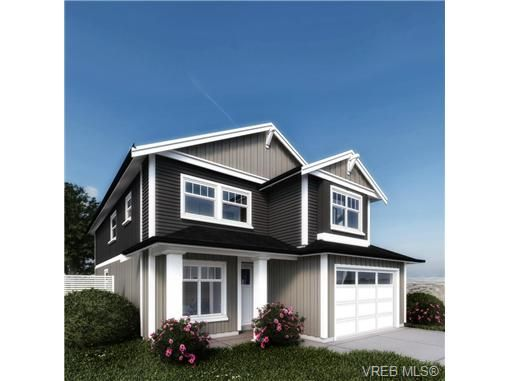 Main Photo: 193 Bellamy Link in VICTORIA: La Thetis Heights House for sale (Langford)  : MLS®# 730943