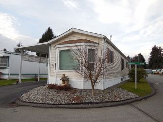 """Photo 2: 198 1840 160TH Street in Surrey: King George Corridor Manufactured Home for sale in """"BREAKAWAY BAYS"""" (South Surrey White Rock)  : MLS®# F1416138"""
