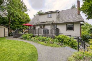 """Photo 32: 4120 MAPLE Crescent in Vancouver: Quilchena House for sale in """"Quilchena"""" (Vancouver West)  : MLS®# R2552052"""