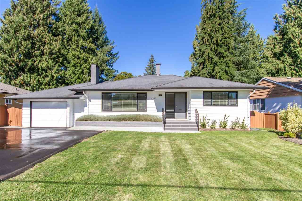 Main Photo: 21731 RIDGEWAY CRESCENT in Maple Ridge: West Central House for sale : MLS®# R2503645