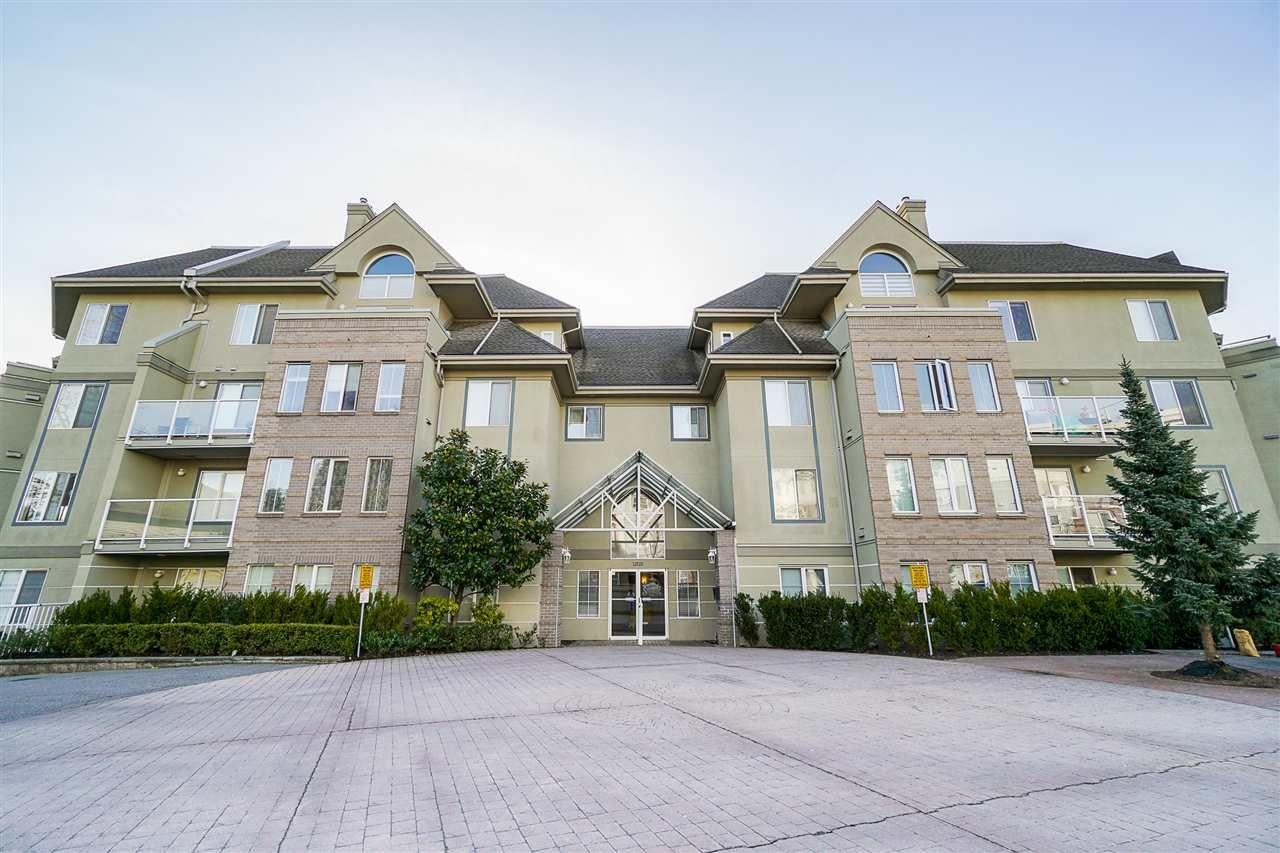 "Main Photo: 205 12125 75A Avenue in Surrey: West Newton Condo for sale in ""STRAWBERRY HILL ESTATES"" : MLS®# R2552236"