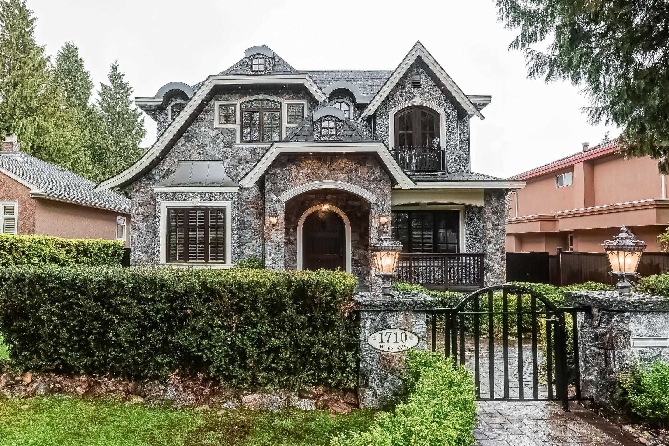 Main Photo: 1710 W 62ND Avenue in Vancouver: South Granville House for sale (Vancouver West)  : MLS®# R2618310